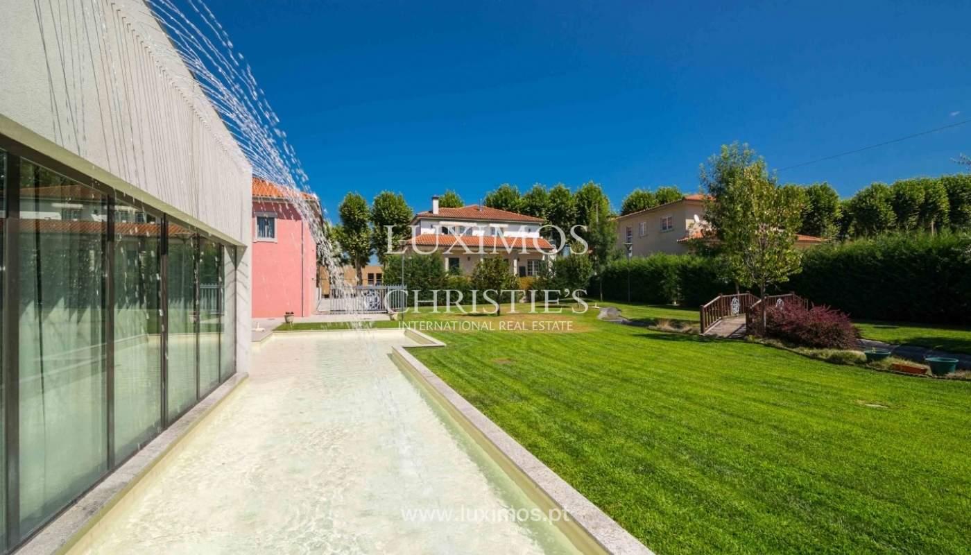 Hotel con jardín y piscina, situado en una zona termal, Vidago, Portugal_61343
