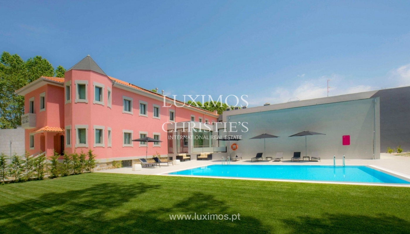 Hotel with garden and pool, located in the thermal area, Vidago, Portugal_61381