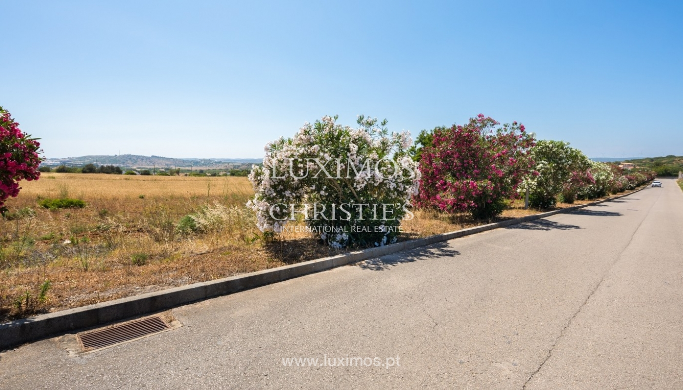 Plot area for golf course for sale, seafront, Lagos, Algarve, Portugal_61424