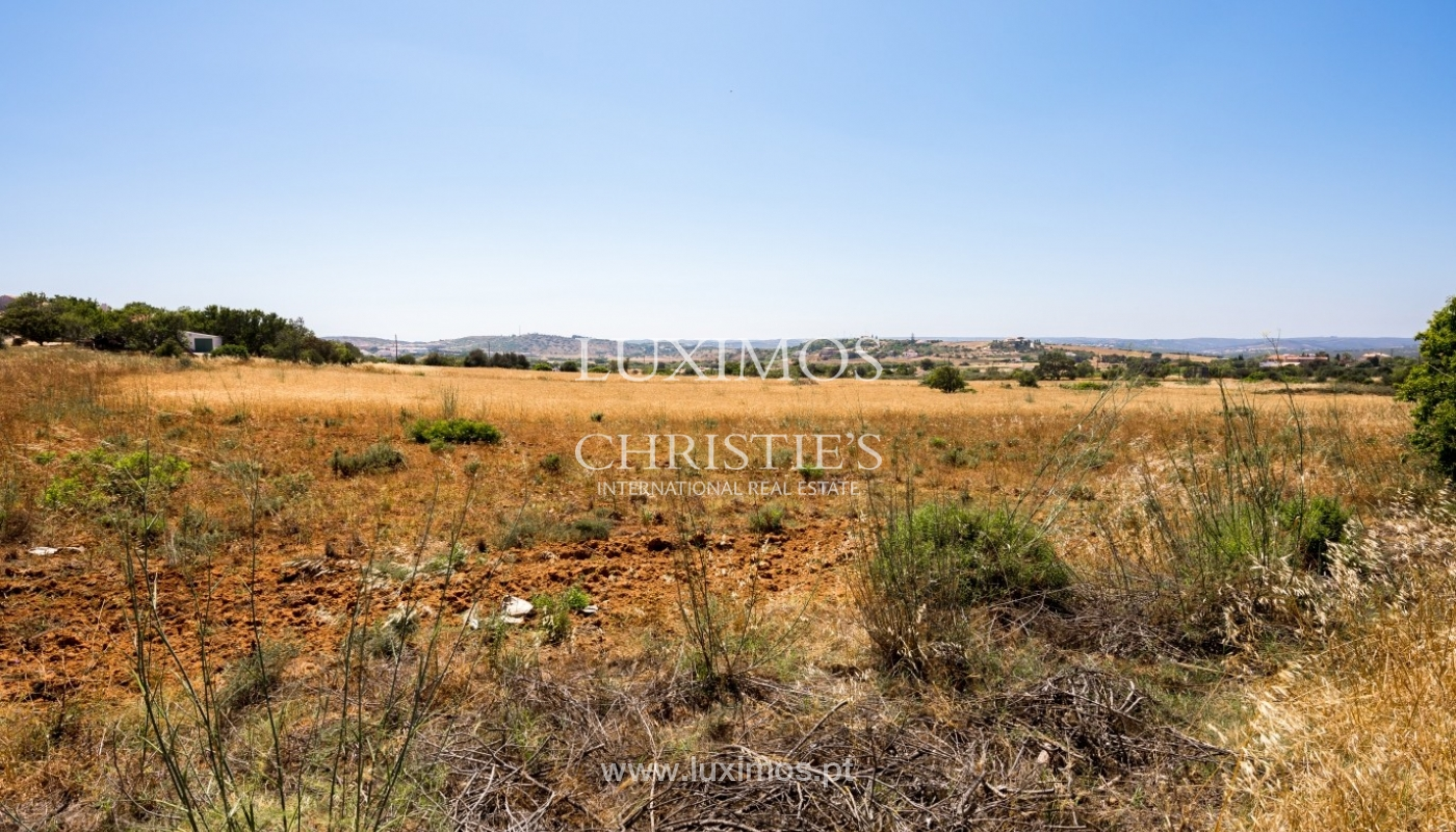 Plot area for golf course for sale, seafront, Lagos, Algarve, Portugal_61425