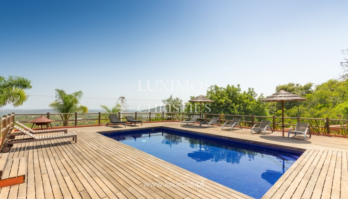 Villa for sale, with pool and sea views, Loulé, Algarve, Portugal_61584