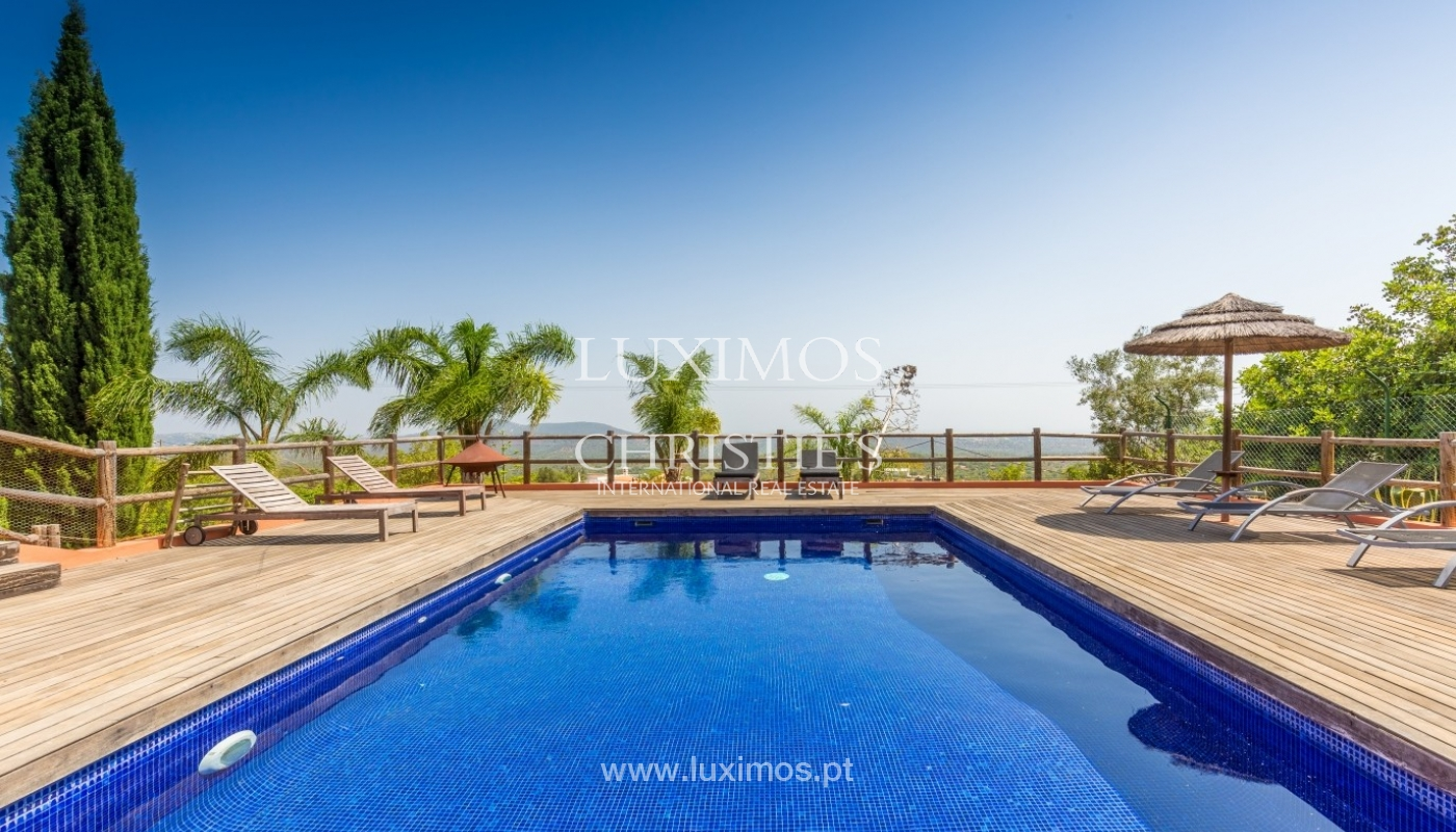 Villa for sale, with pool and sea views, Loulé, Algarve, Portugal_61587