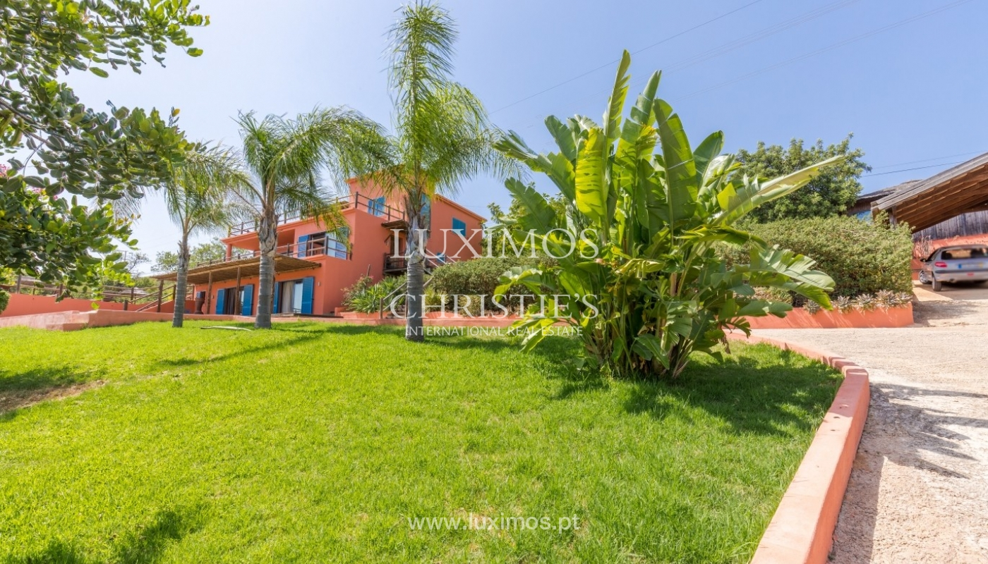 Villa for sale, with pool and sea views, Loulé, Algarve, Portugal_61588