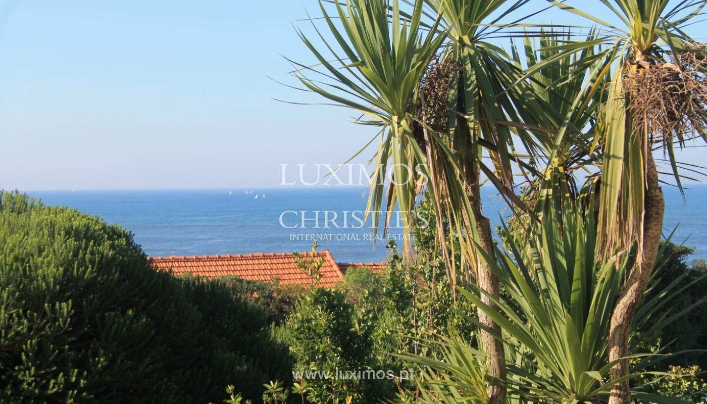 Luxury villa for sale, ocean views, by the sea, Porto, Portugal_61680