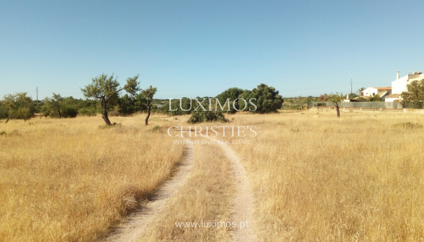 Plot area for sale, near the golf course, Almancil, Algarve, Portugal_61735