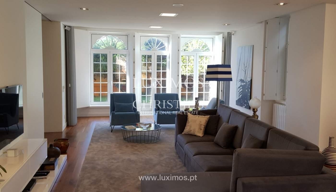 Venda de moradia de luxo, vistas mar, primeira linha de mar, Porto_61750