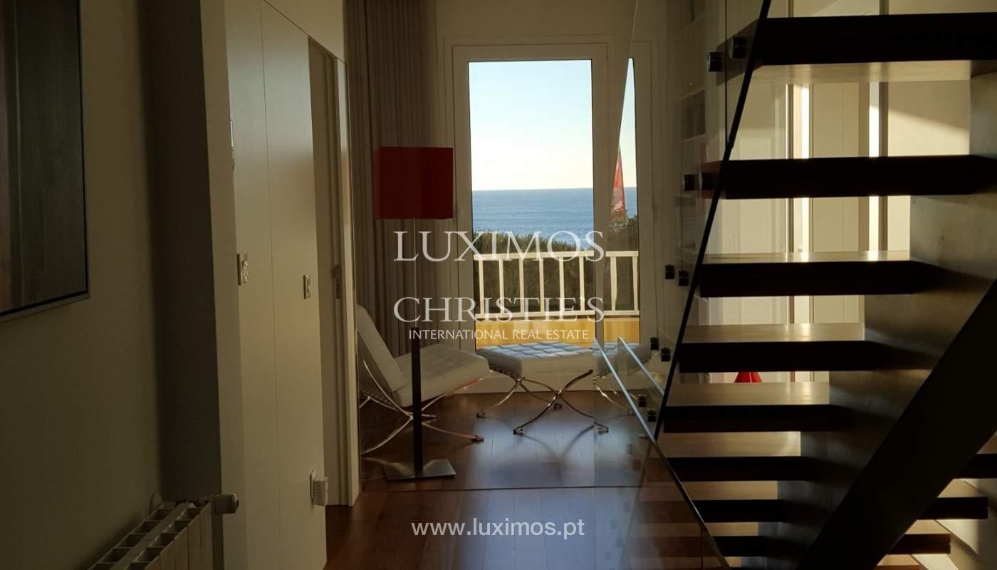 Venda de moradia de luxo, vistas mar, primeira linha de mar, Porto_61763