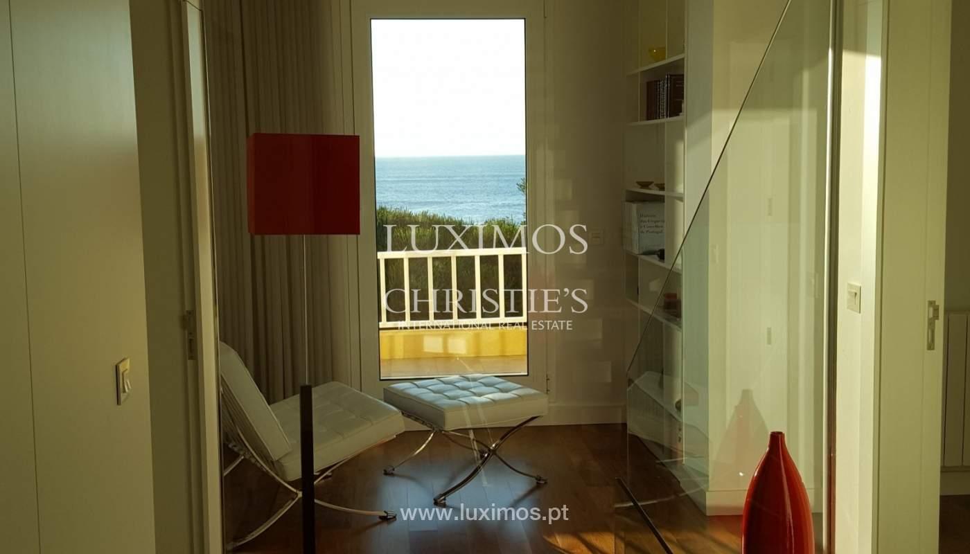 Venda de moradia de luxo, vistas mar, primeira linha de mar, Porto_61764