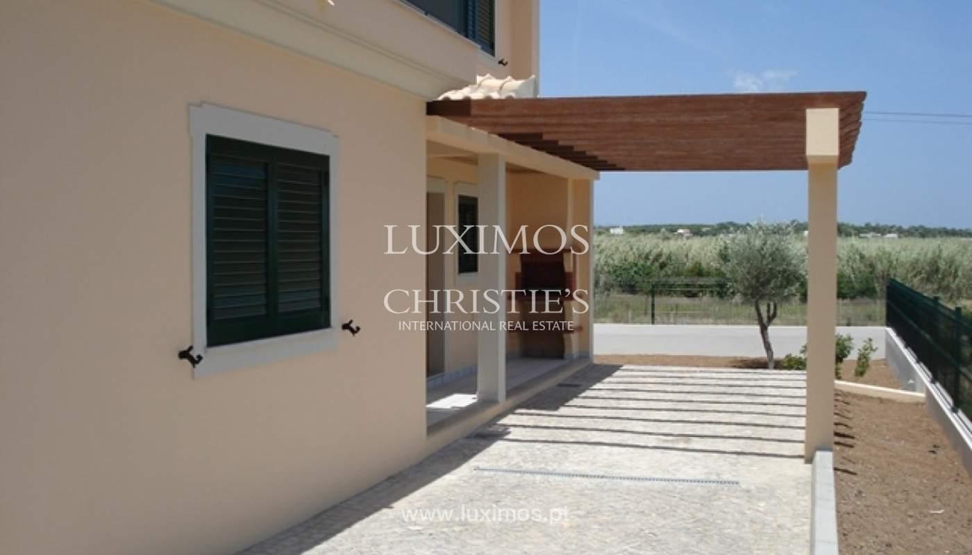 Neue villa zum Verkauf in der Nähe vom Strand, Fuseta, Olhao, Algarve, Portugal_61799
