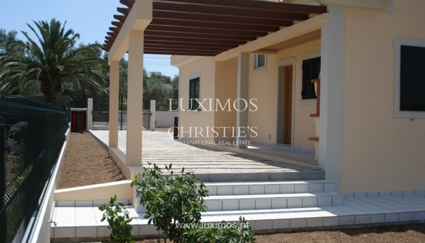 Neue villa zum Verkauf in der Nähe vom Strand, Fuseta, Olhao, Algarve, Portugal_61807