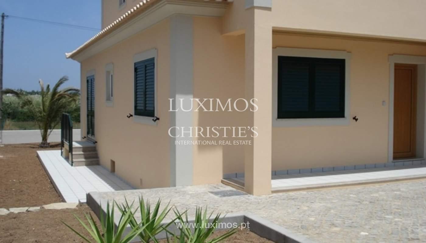Neue villa zum Verkauf in der Nähe vom Strand, Fuseta, Olhao, Algarve, Portugal_61814