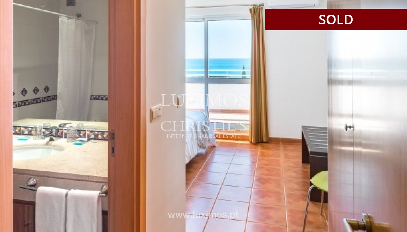 Sale of apartment with sea view in Albufeira, Algarve, Portugal_61838