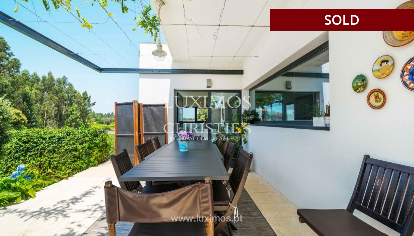Villa, for sale, with pool and garden, Vila Conde, Porto, Portugal_61993