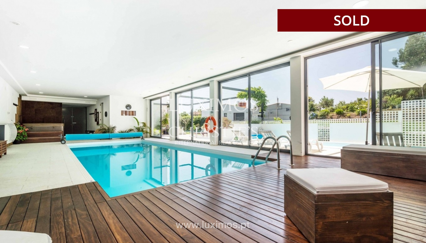 Villa, for sale, with pool and garden, Vila Conde, Porto, Portugal_62008