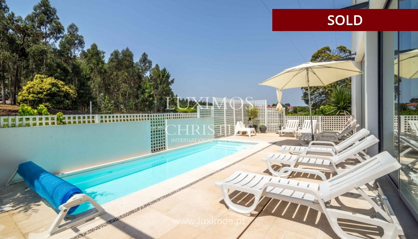 Villa, for sale, with pool and garden, Vila Conde, Porto, Portugal_62010