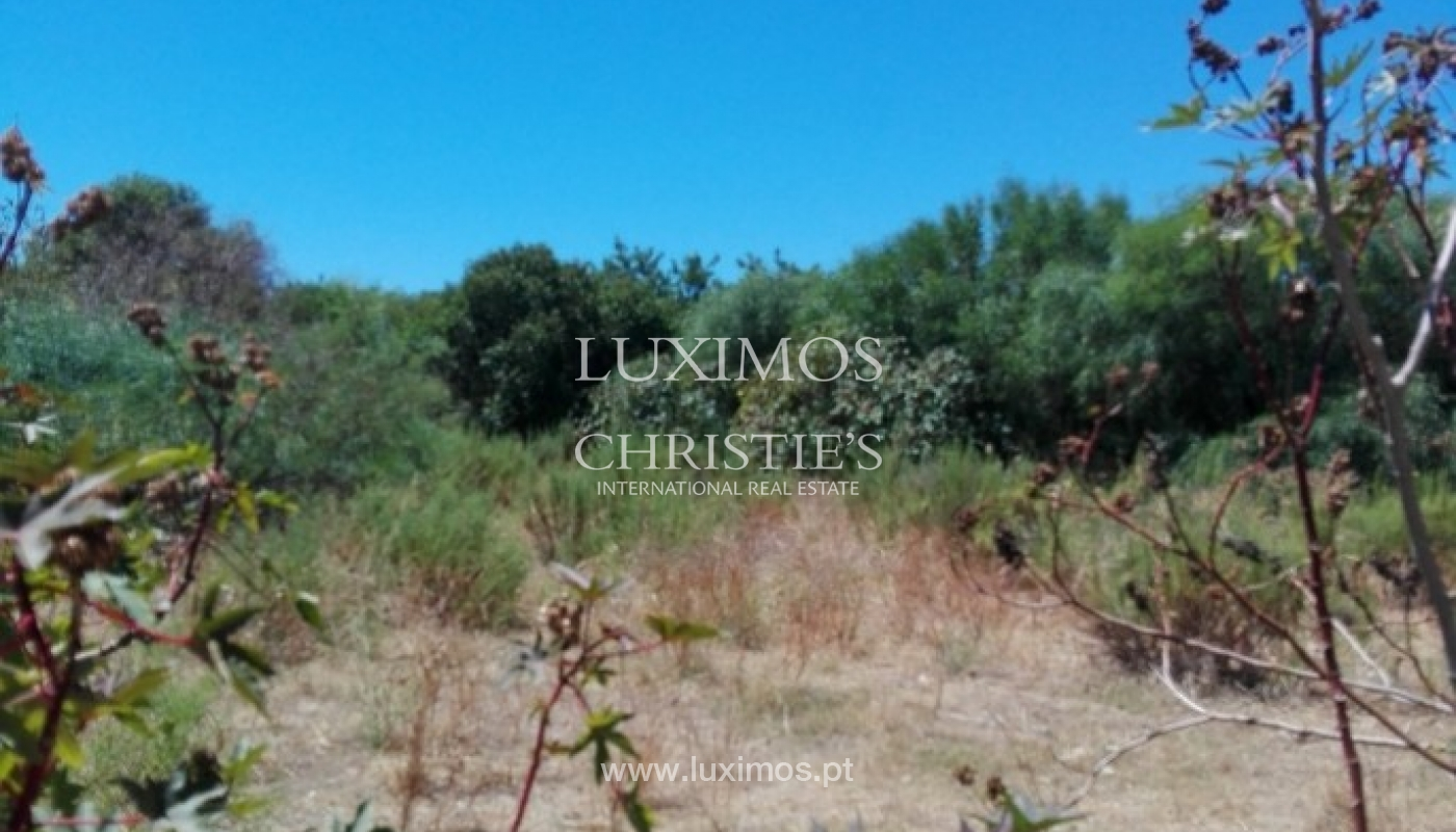Plot area for sale, near the beach, Quarteira, Algarve, Portugal_62548