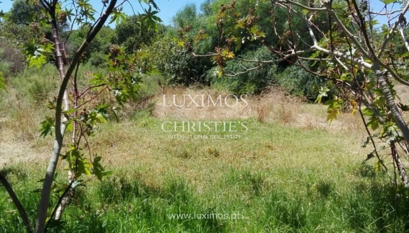 Plot area for sale, near the beach, Quarteira, Algarve, Portugal_62550