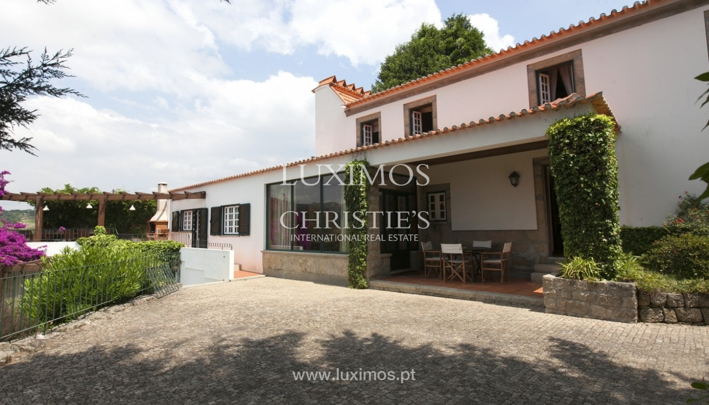Farm with river views, for sale, in Baião, Portugal_62638