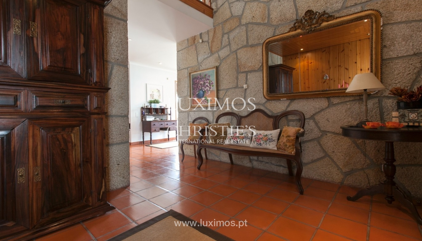 Sale: house, as new, with garden and pool, V. N. Cerveira, Portugal_62900