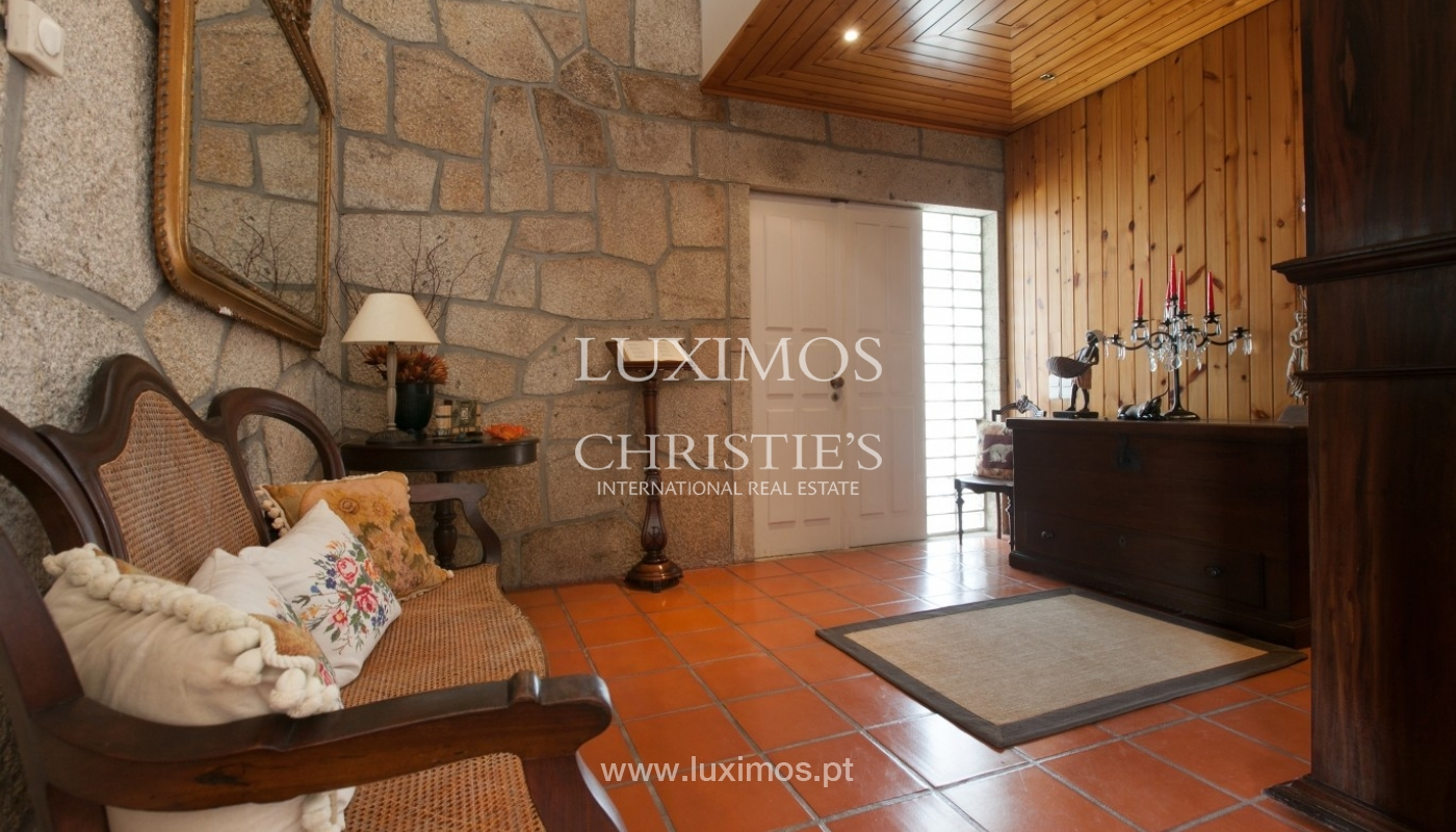 Vente: maison, comme neuf, jardin et piscine, V. N. Cerveira, Portugal_62901