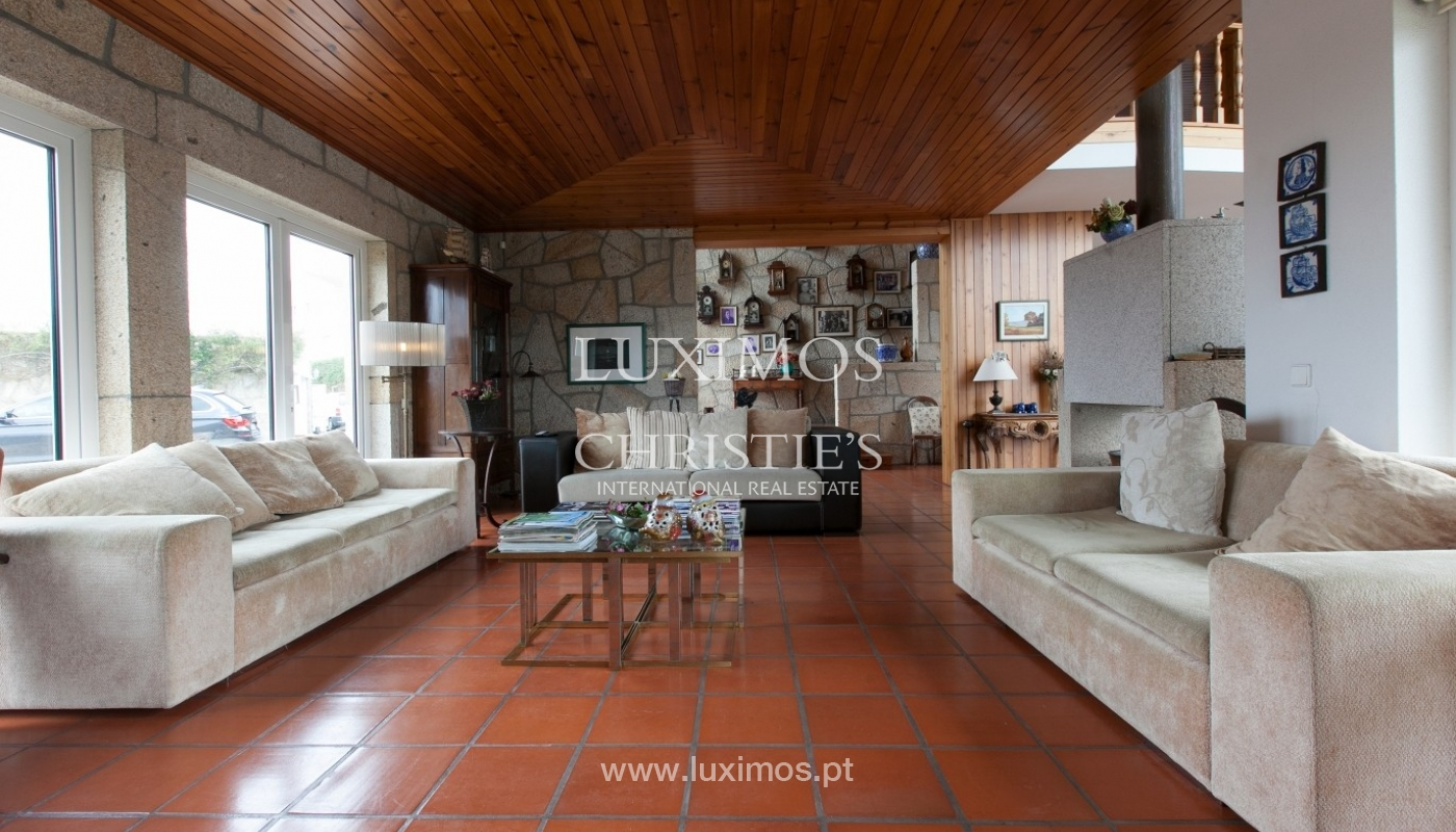 Sale: house, as new, with garden and pool, V. N. Cerveira, Portugal_62906
