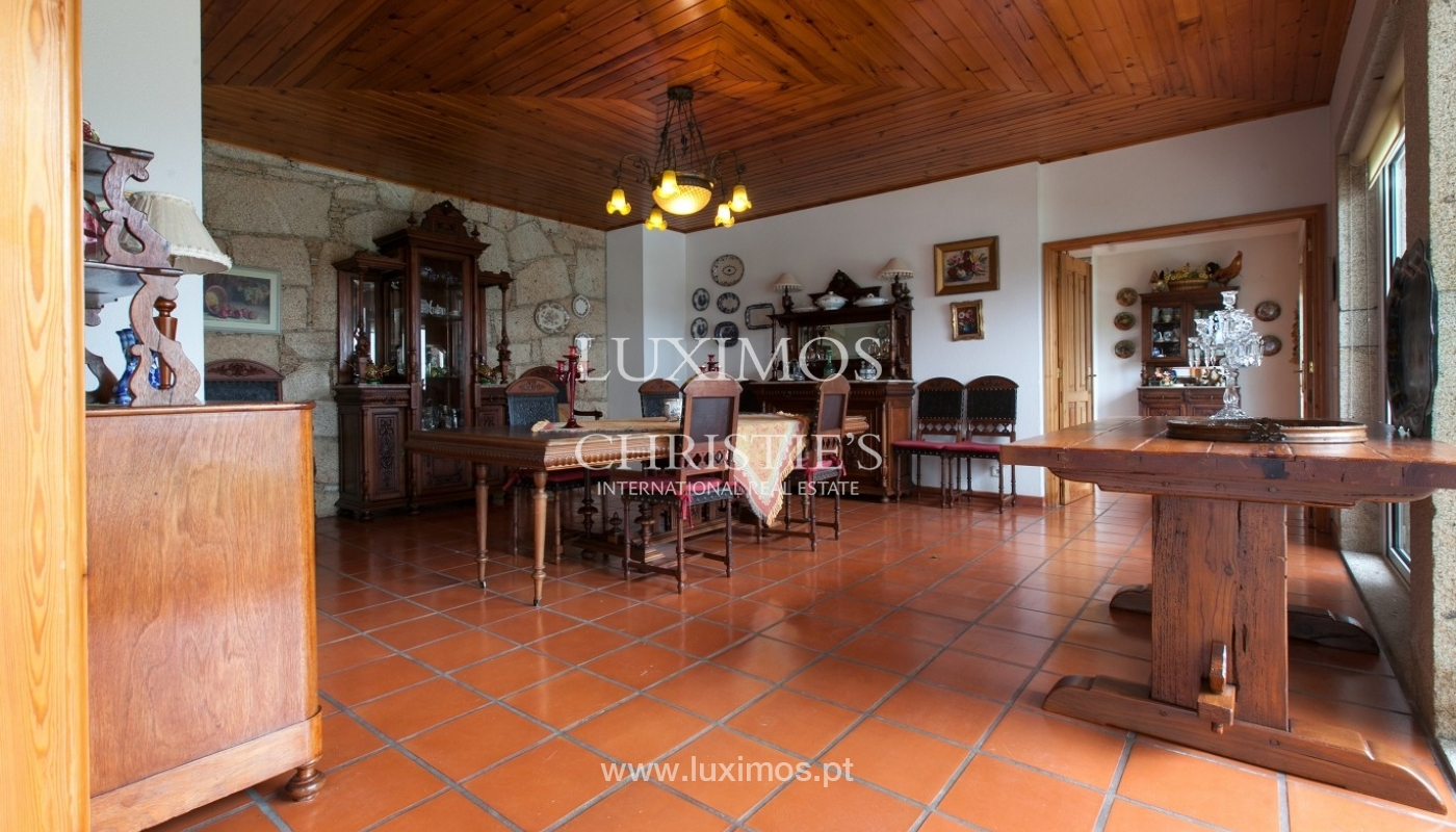 Sale: house, as new, with garden and pool, V. N. Cerveira, Portugal_62910