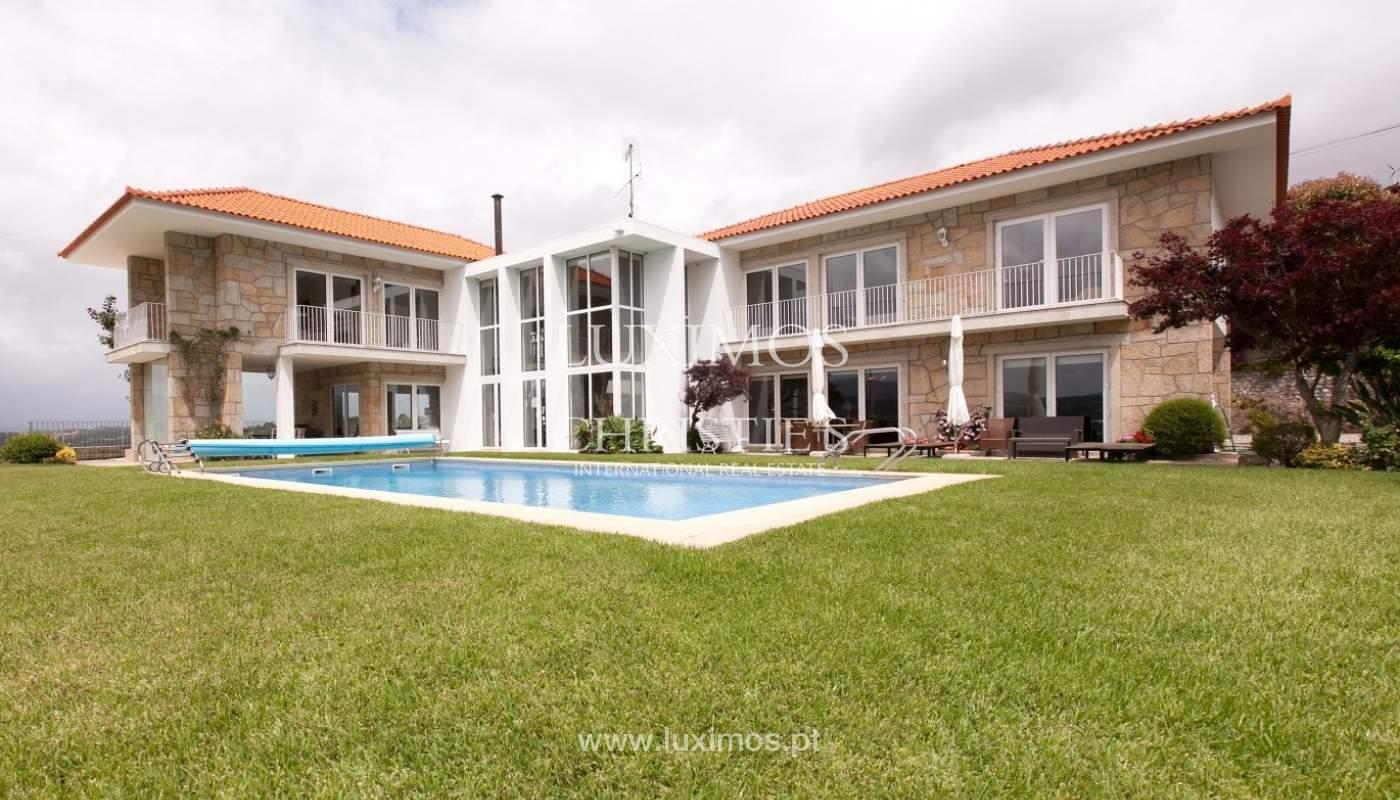 Vente: maison, comme neuf, jardin et piscine, V. N. Cerveira, Portugal_62913