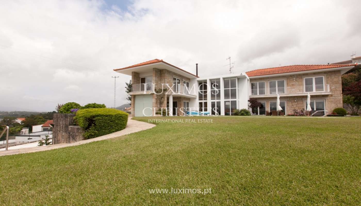 Sale: house, as new, with garden and pool, V. N. Cerveira, Portugal_62914