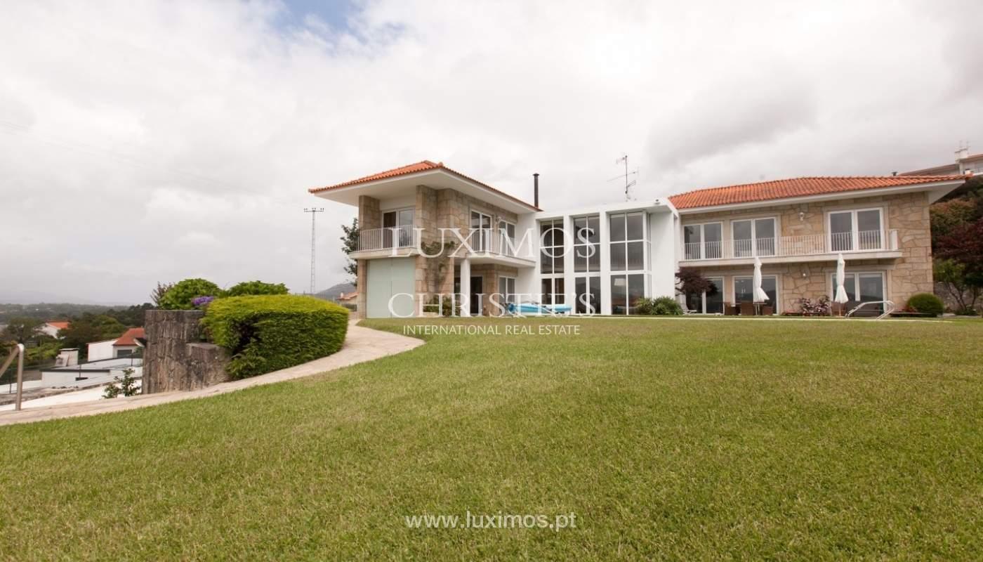 Vente: maison, comme neuf, jardin et piscine, V. N. Cerveira, Portugal_62914