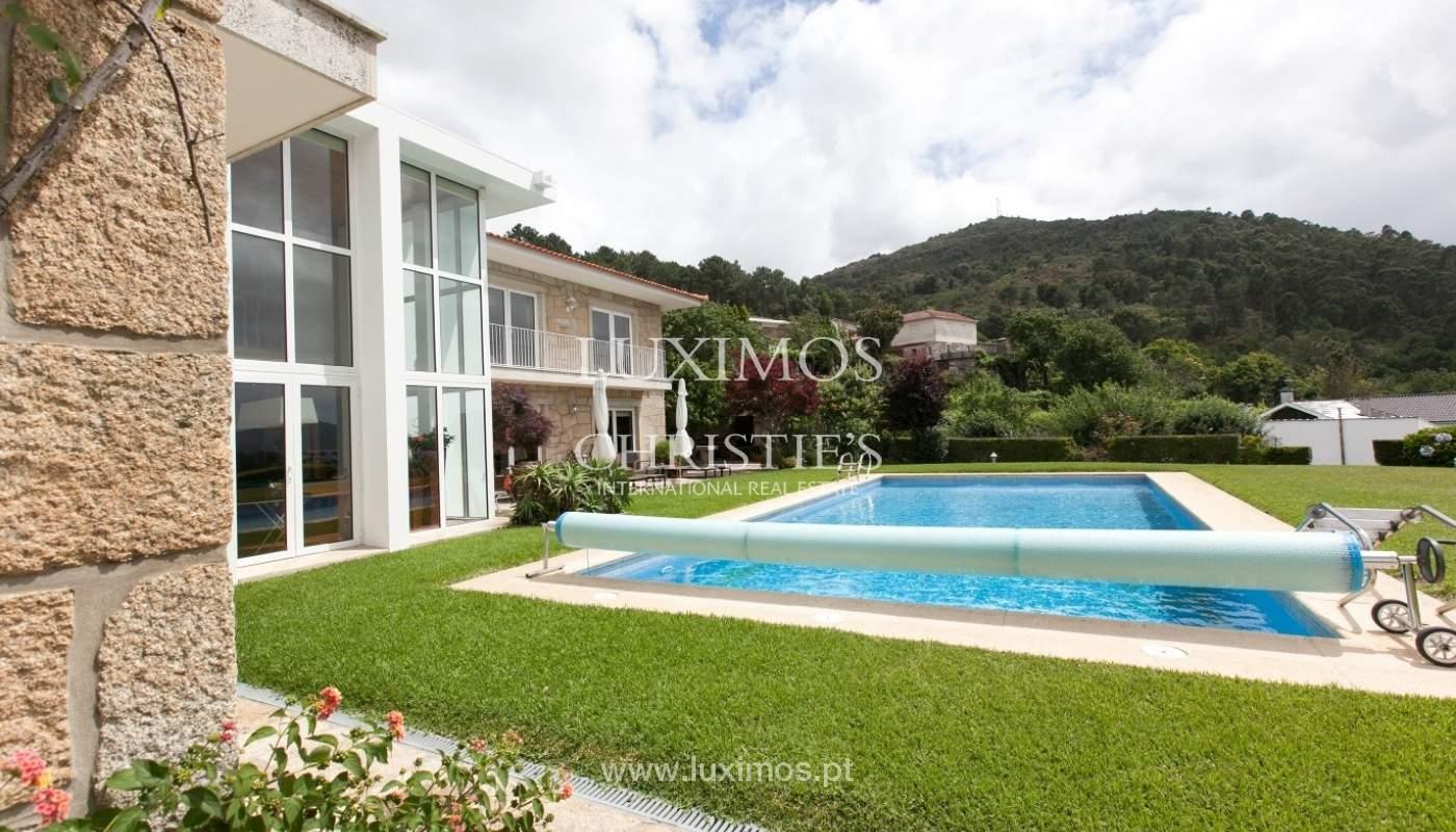 Verkauf: Reihenhaus, wie neu, Garten und swimming-pool, V. N. Cerveira, Portugal_62921