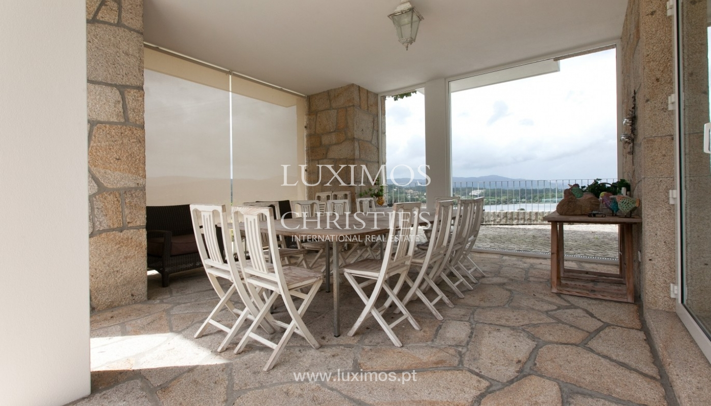 Sale: house, as new, with garden and pool, V. N. Cerveira, Portugal_62922