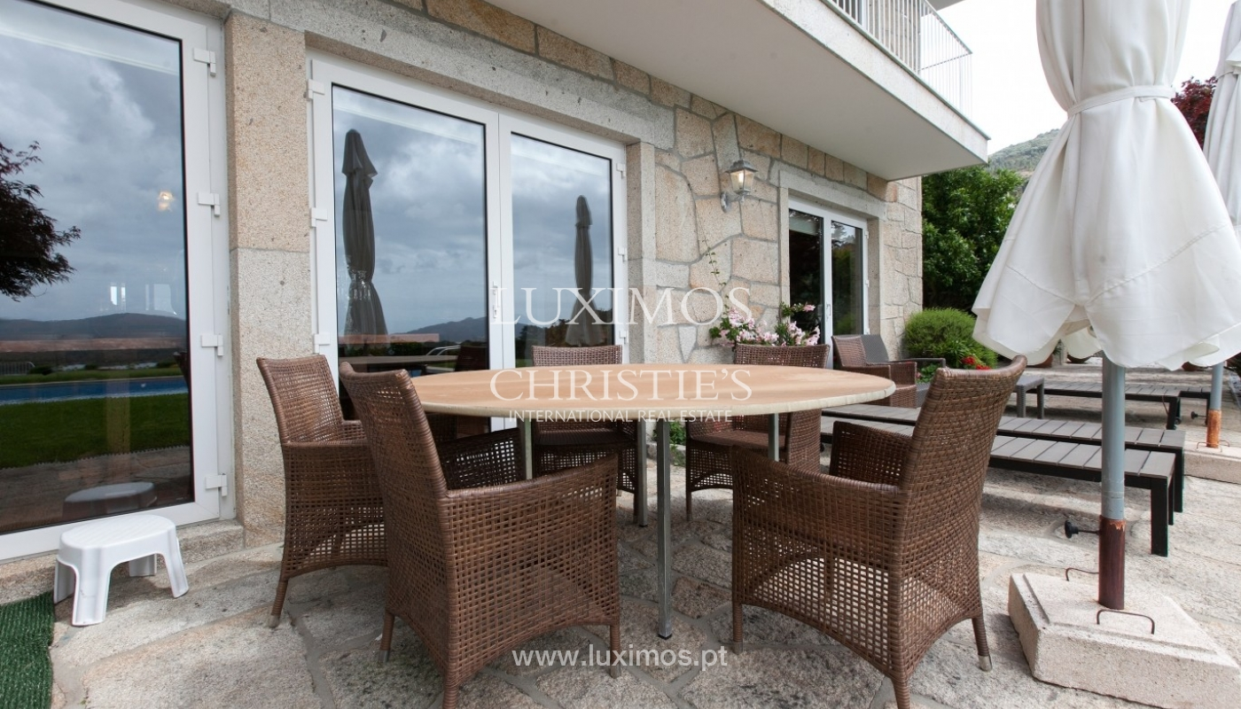 Vente: maison, comme neuf, jardin et piscine, V. N. Cerveira, Portugal_62925