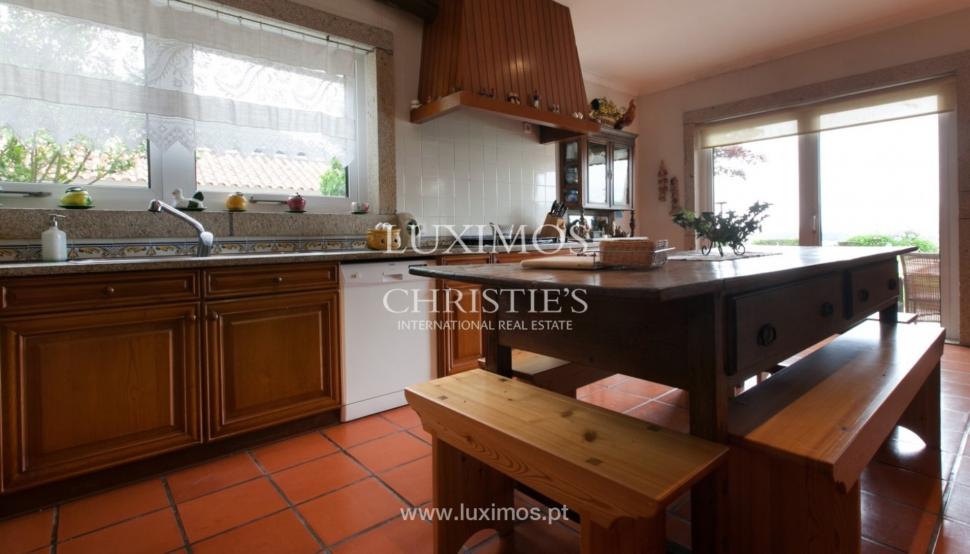 Sale: house, as new, with garden and pool, V. N. Cerveira, Portugal_62931