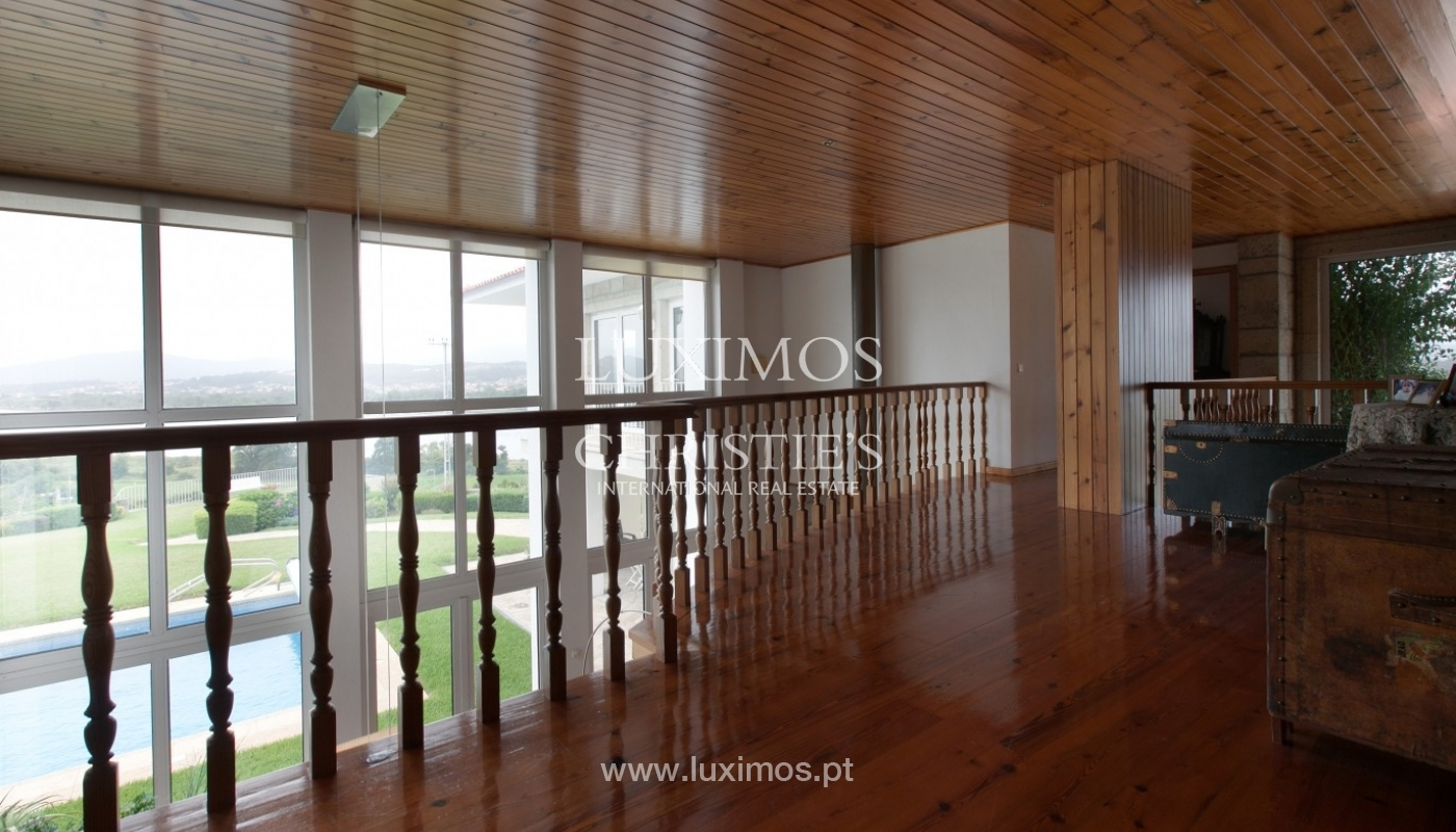 Sale: house, as new, with garden and pool, V. N. Cerveira, Portugal_62944