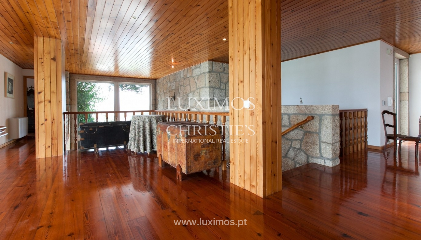 Sale: house, as new, with garden and pool, V. N. Cerveira, Portugal_62945