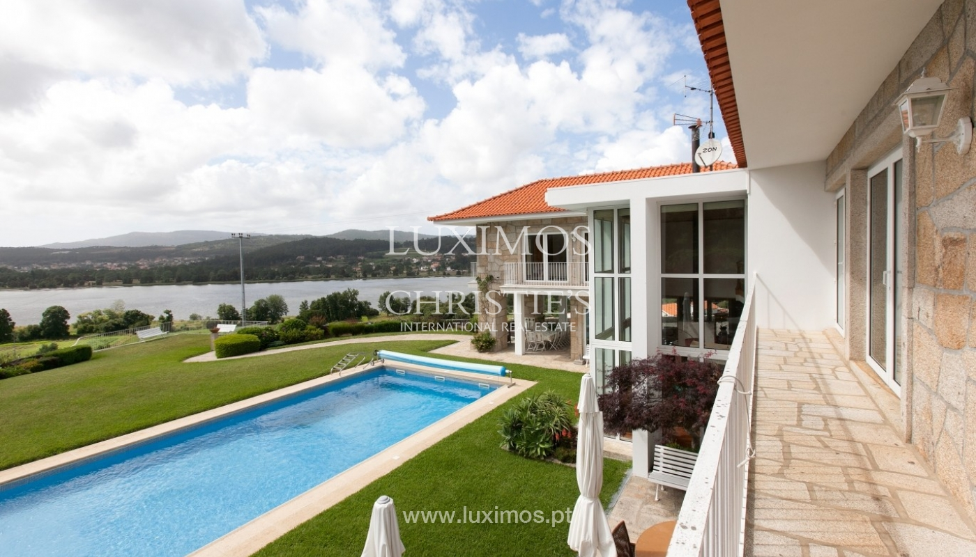 Sale: house, as new, with garden and pool, V. N. Cerveira, Portugal_62983
