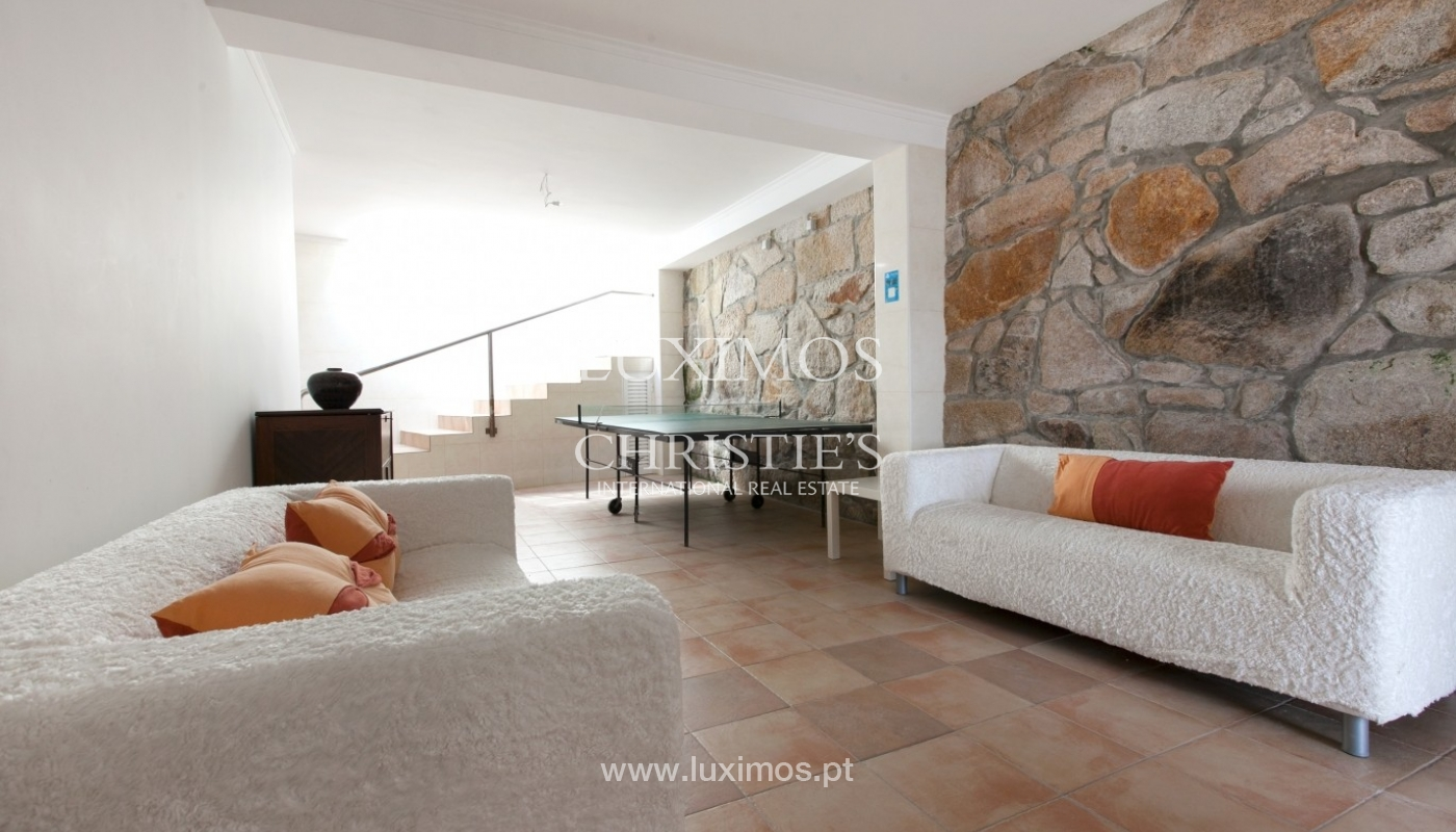 Sale: house, as new, with garden and pool, V. N. Cerveira, Portugal_63008