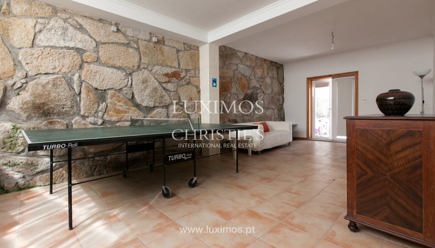 Sale: house, as new, with garden and pool, V. N. Cerveira, Portugal_63009