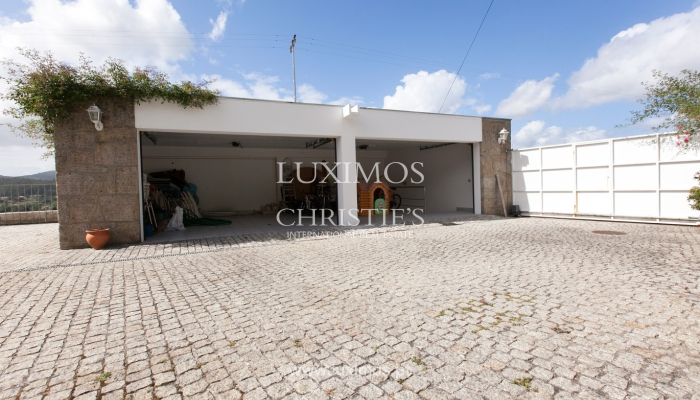 Sale: house, as new, with garden and pool, V. N. Cerveira, Portugal_63011