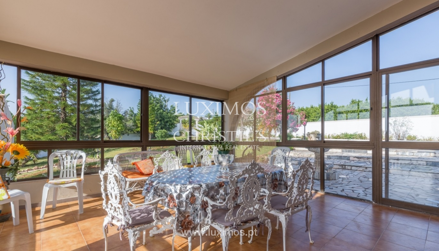 Traditionelle villa zum Verkauf mit pool und Garten, Silves, Algarve, Portugal_63025
