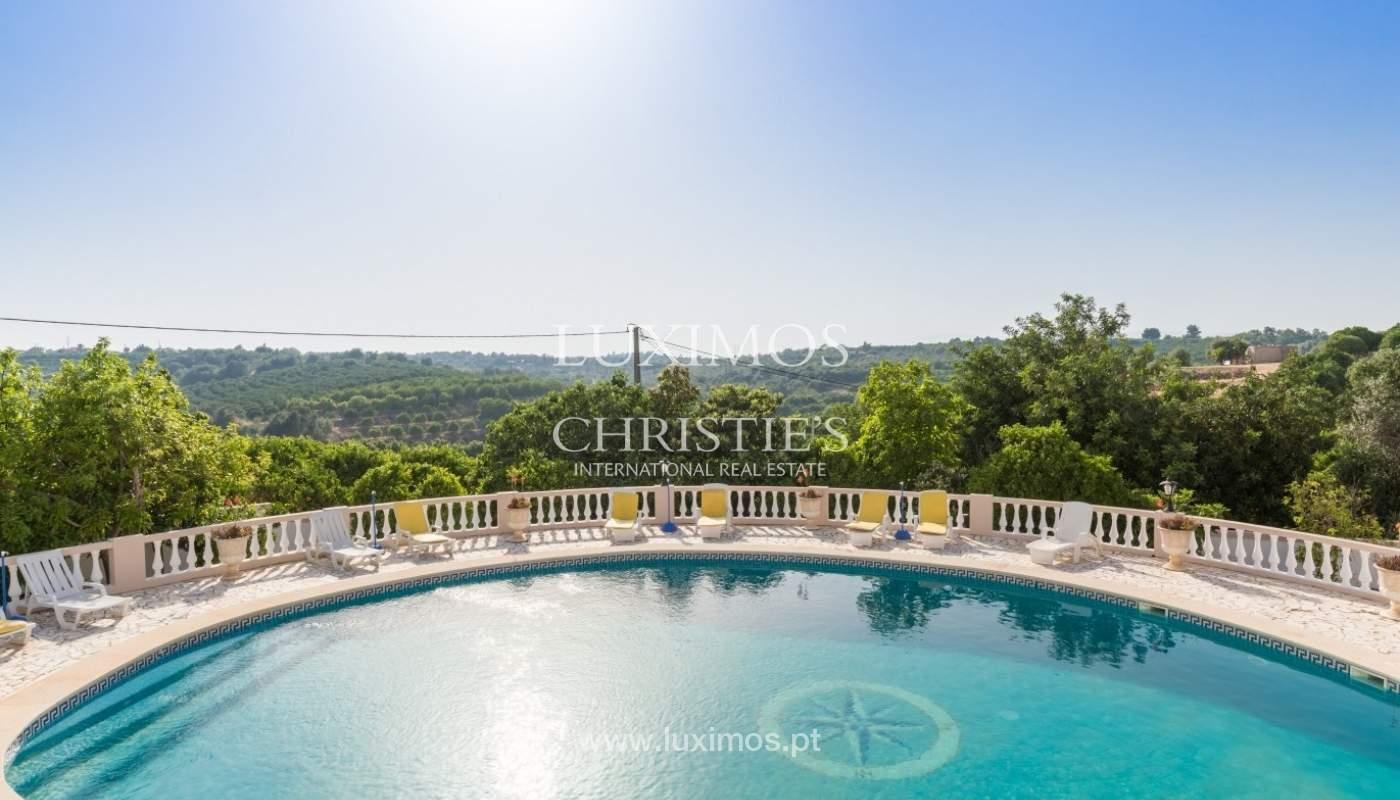 Traditionelle villa zum Verkauf mit pool und Garten, Silves, Algarve, Portugal_63032
