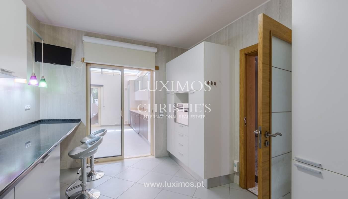 Vivienda en venta, piscina, playa y golf, Vilamoura, Algarve, Portugal_63834