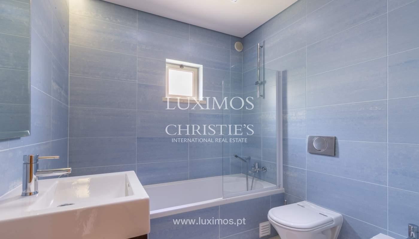Vivienda en venta, piscina, playa y golf, Vilamoura, Algarve, Portugal_63839