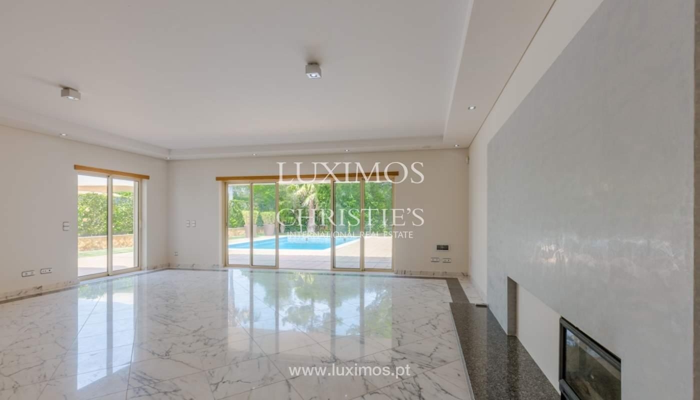 Vivienda en venta, piscina, playa y golf, Vilamoura, Algarve, Portugal_63842