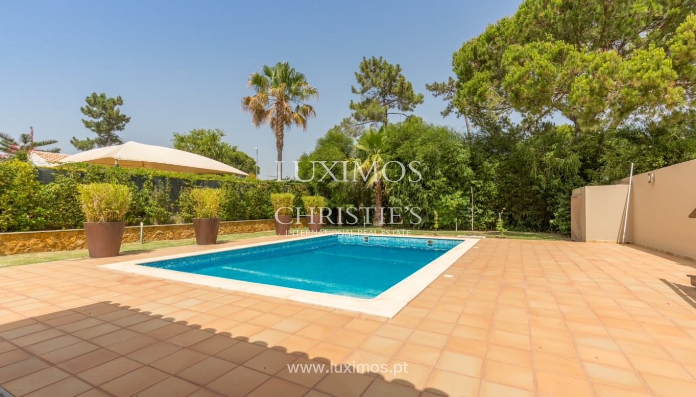 Villa for sale, pool, near beach and golf, Vilamoura, Algarve,Portugal_63843