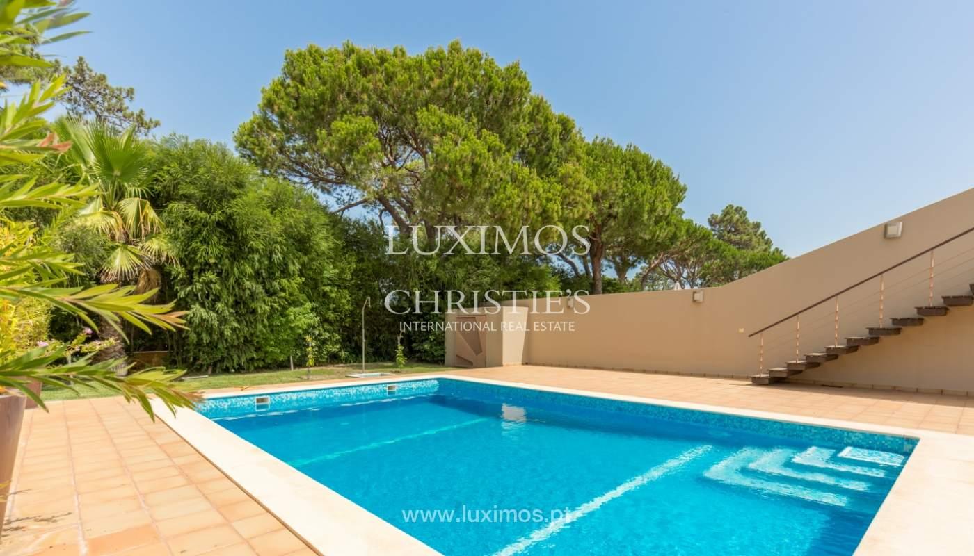 Vivienda en venta, piscina, playa y golf, Vilamoura, Algarve, Portugal_63844