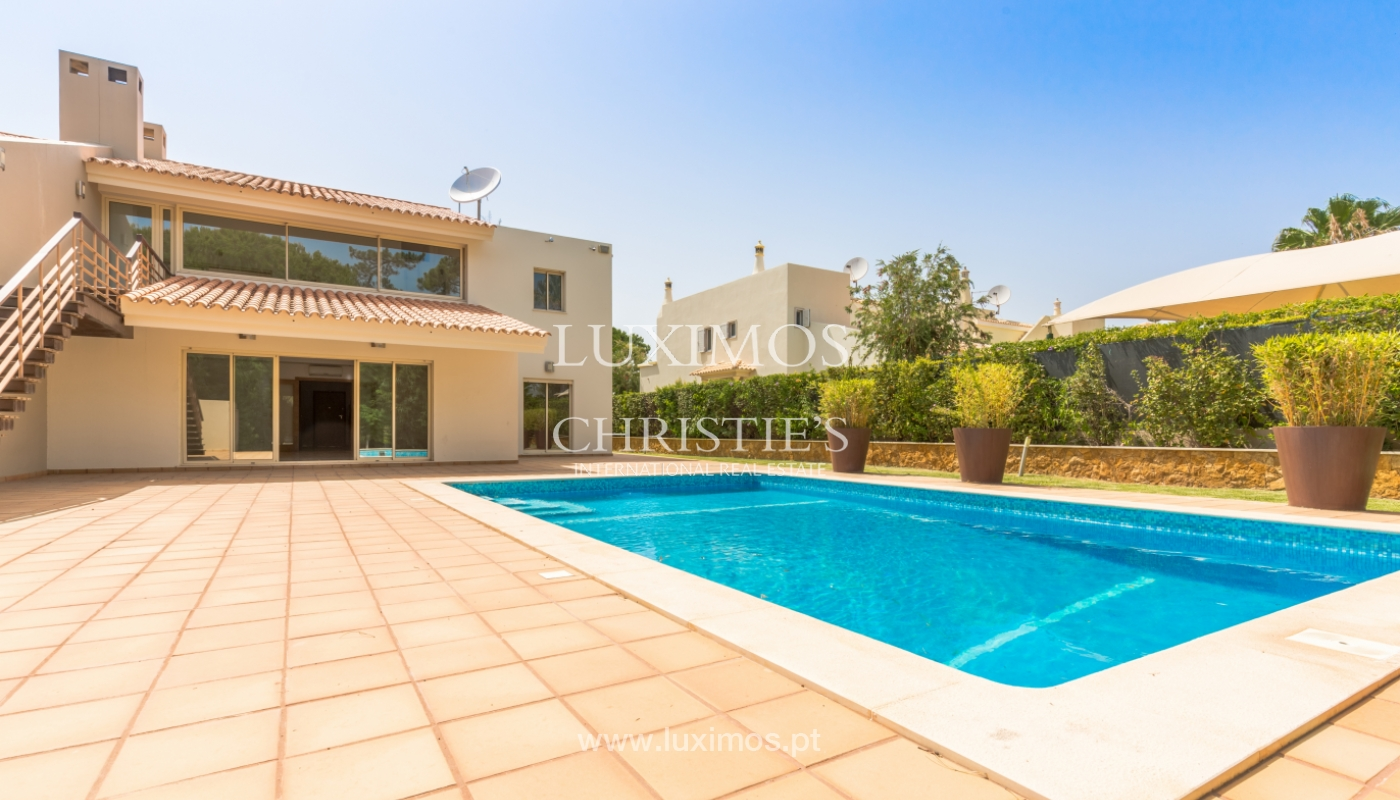 Villa for sale, pool, near beach and golf, Vilamoura, Algarve,Portugal_63845