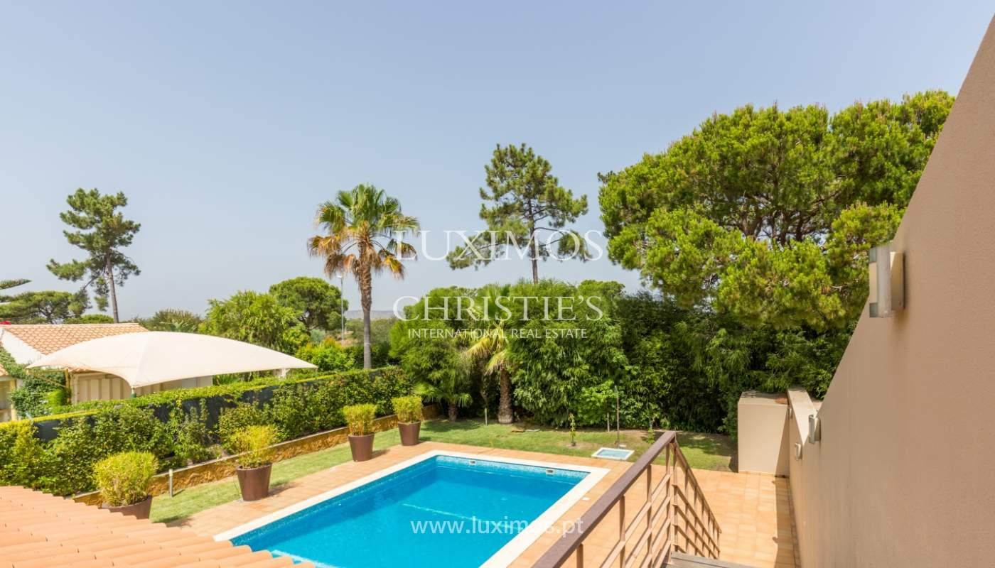 Vivienda en venta, piscina, playa y golf, Vilamoura, Algarve, Portugal_63849