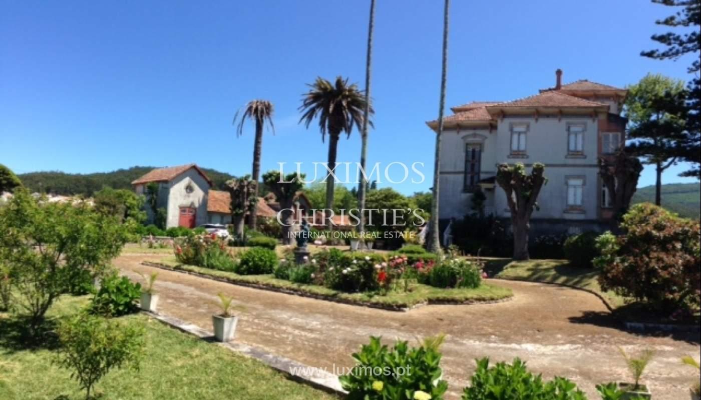 Maison avec un grand jardin, à vendre, Afife, Viana Castelo, Portugal_63938