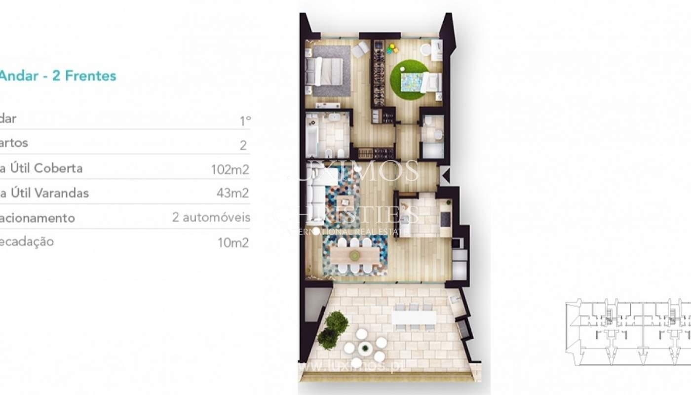 Venta de apartamento, piscina, cerca del mar y golf, Algarve, Portugal_63982